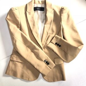 Zara Shoulder Pad Blazer